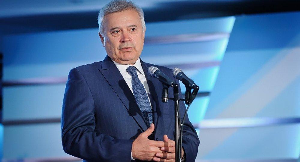 Lukoylun prezidenti Vahid Ələkbərov