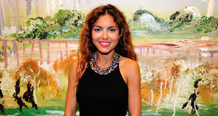 В Нью-Йорке открылась персональная выставка Аиды Махмудовой