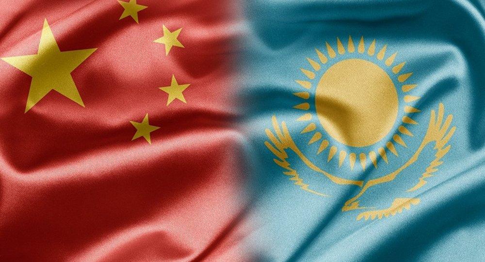 Çin Qazaxıstan