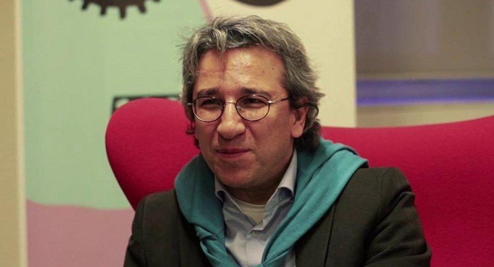 Cümhuriyyət qəzetinin baş redaktoru Can Dündar