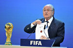 Где пройдёт чемпионат мира по футболу в 2018 году?