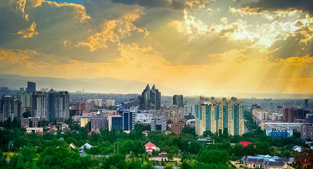 Almatı şəhəri