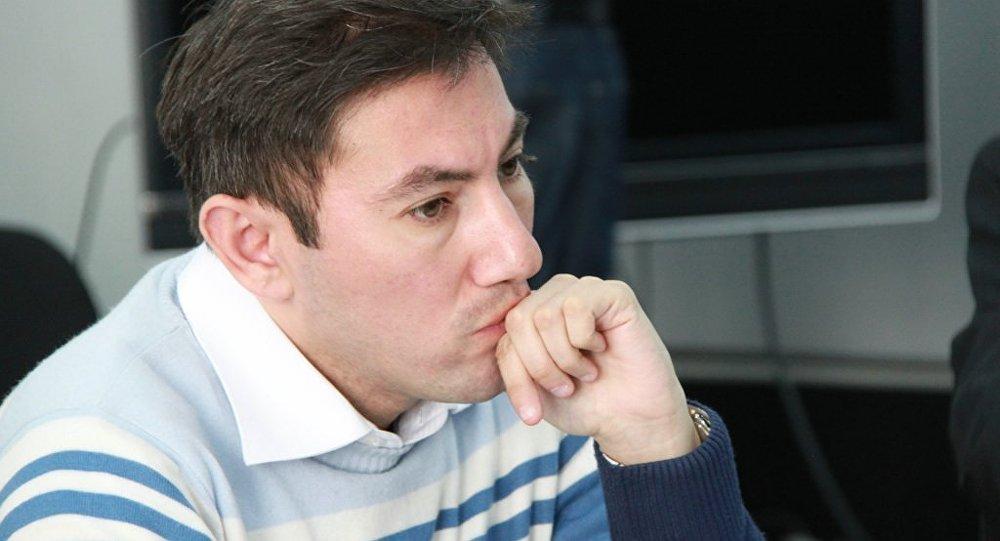 Руководитель Клуба политологов «Южный Кавказ» Ильгар Велизаде.
