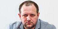 Виталий Арьков - российский политолог, руководитель экспертно-аналитической сети PolitRUS.com