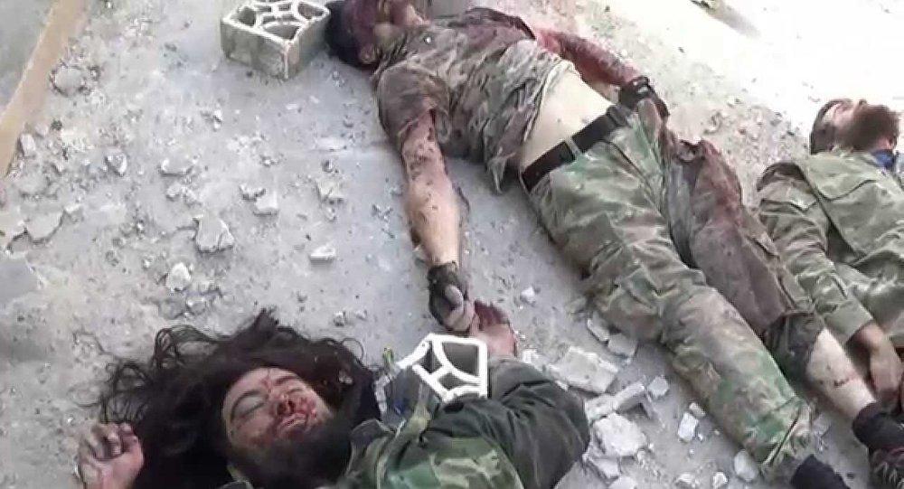 İŞİD terrorçuları məhv edildilər