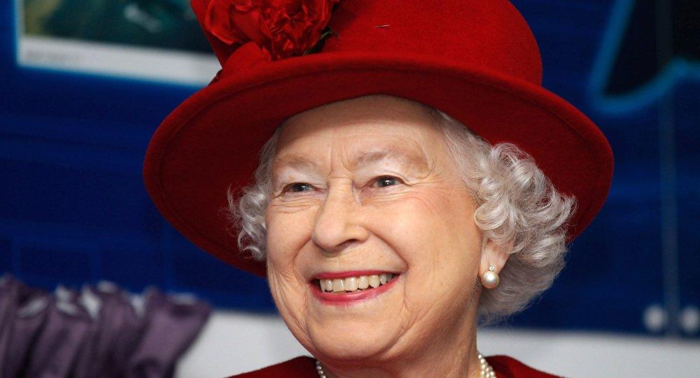 Böyük Britaniya kraliçası II Yelizaveta