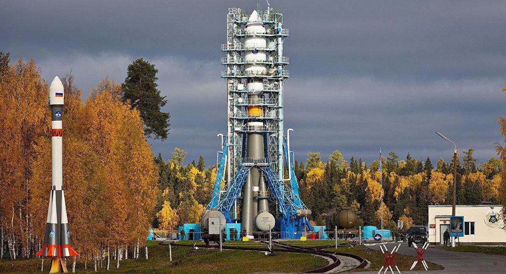 Plesetsk kosmodromu