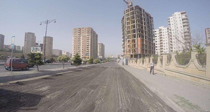 Yasamal rayonu, Abdulvahab Salamzadə küçəsi