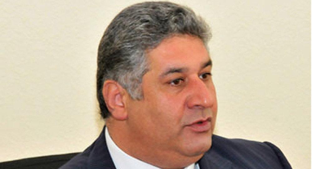 Gənclər və idman naziri Azad Rəhimov