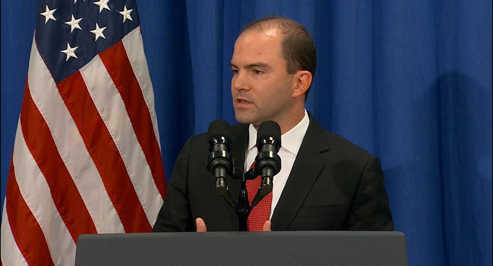 ABŞ prezidentinin milli təhlükəsizlik üzrə müavini Ben Rods