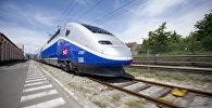 электровозы производства французской компании Alstom Transport
