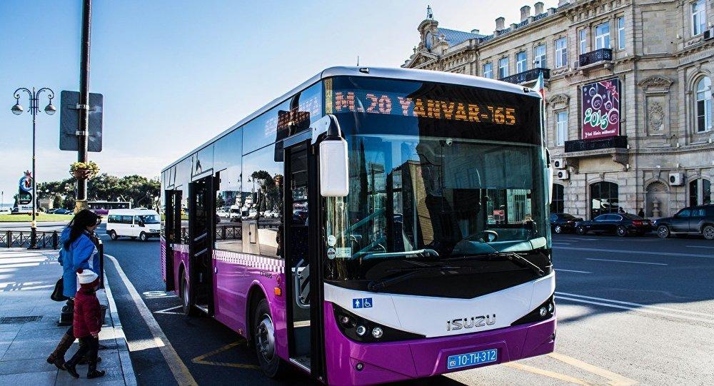 65 saylı marşrut avtobusu