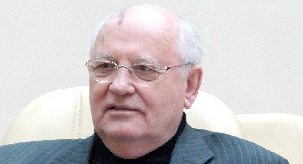 Mixail Qorbaçov