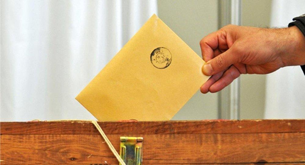 Турция выборы
