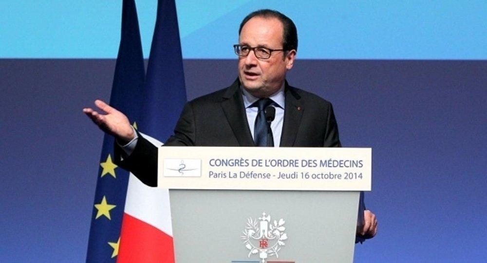 Fransa prezidenti Fransua Olland
