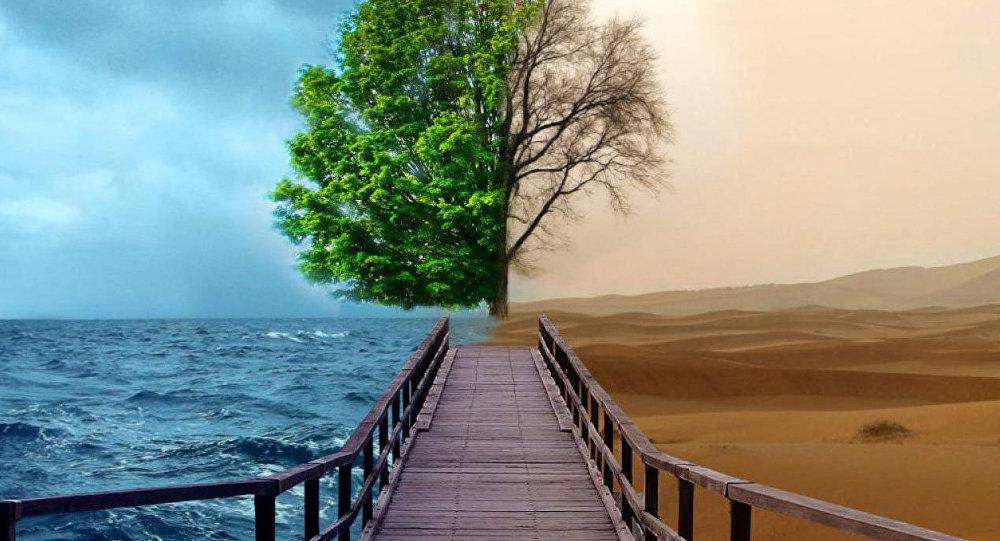 İqlim dəyişikliyi