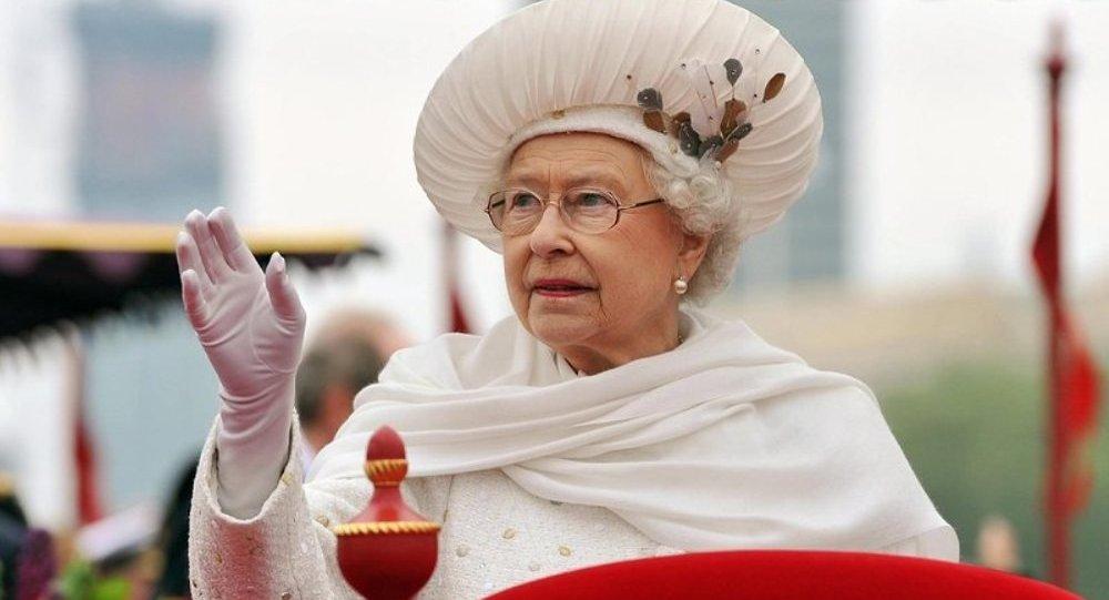 Kraliça II Elizabet