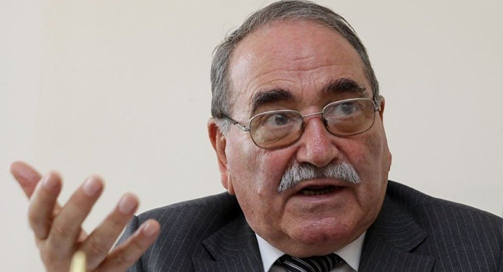 Tofiq Hacıyev - MEA Dilçilik İnstitutunun direktoru