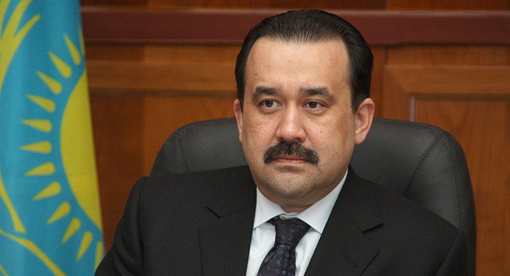 Qazaxıstanın baş naziri Kərim Məsimov