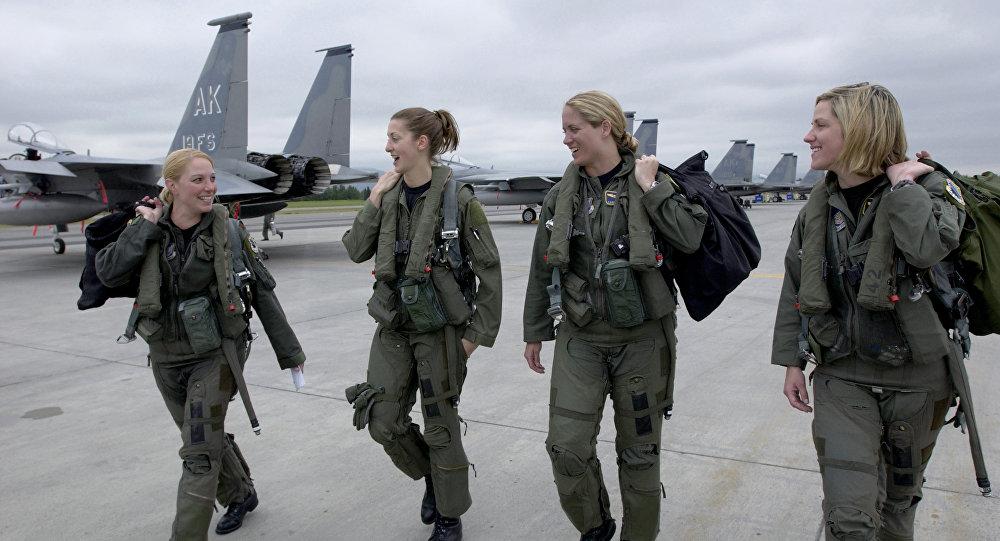 Qadın pilotlar