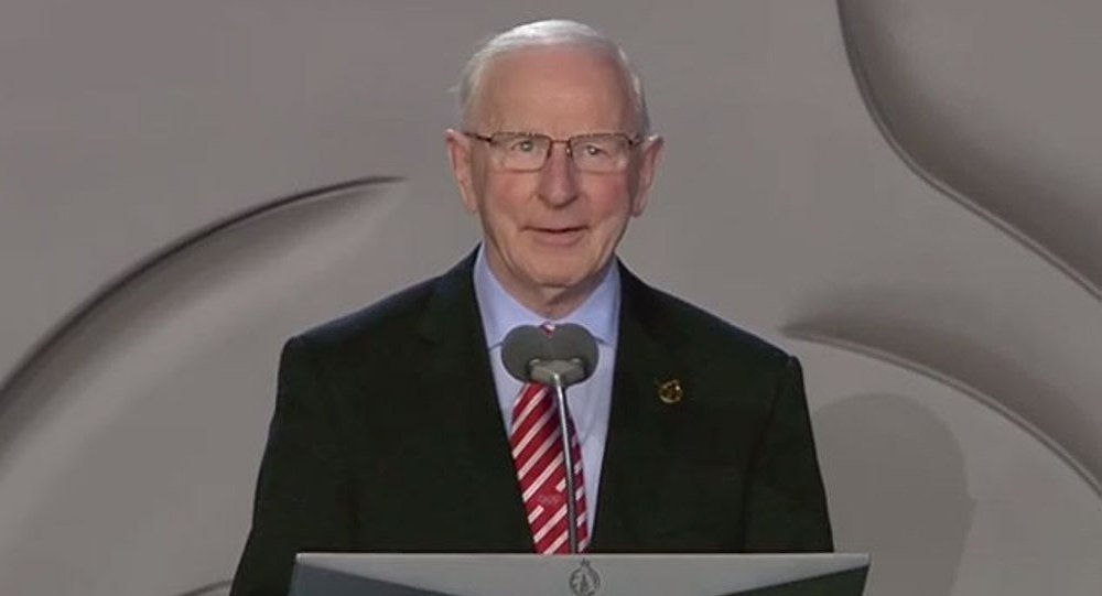 Patrik Hikki - Avropa Ölimpiya Komitəsinin prezidenti
