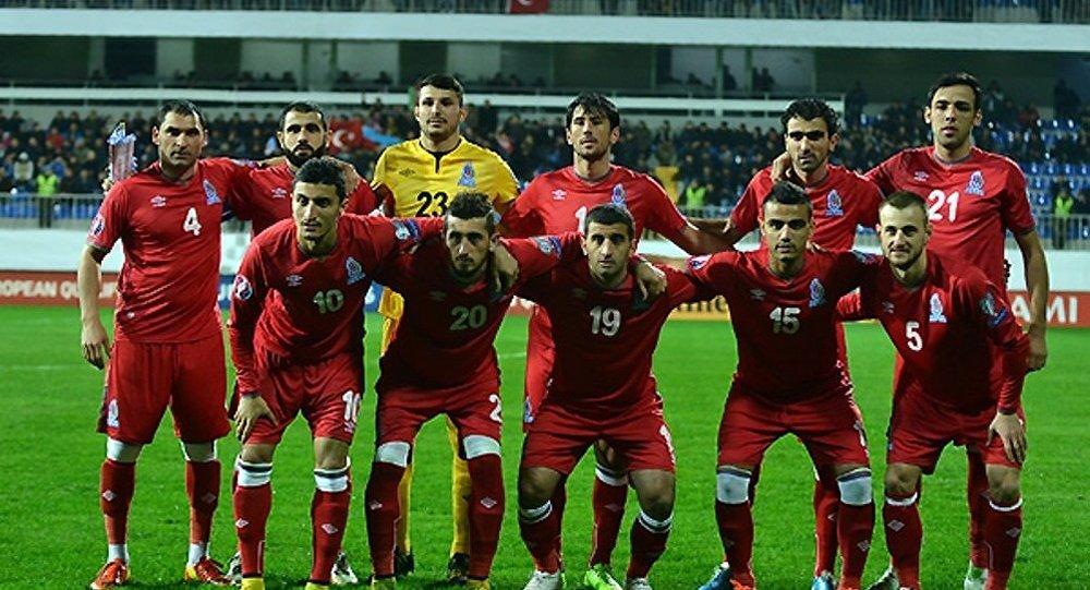 Azərbaycanın yığma futbol komandası