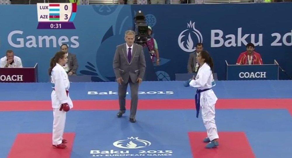 Karate İlahə Qasımova
