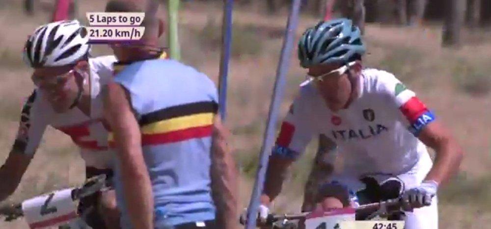 Dağ velosipedi yarışları