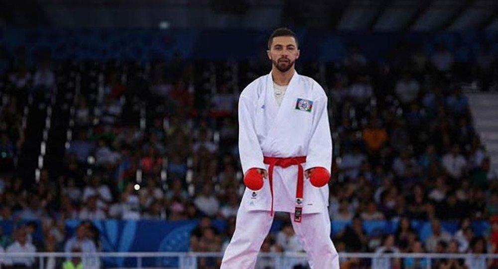 Ayxan Mamayev - karateçi
