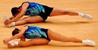 Евроигры Спортивная Гимнастика