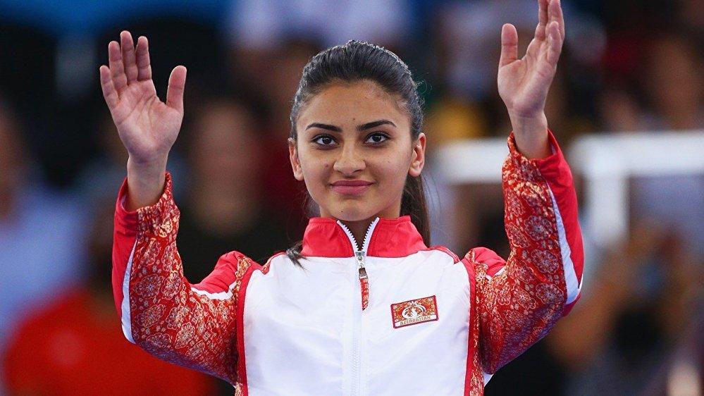 Азербайджанские спортсмены на Евроиграх