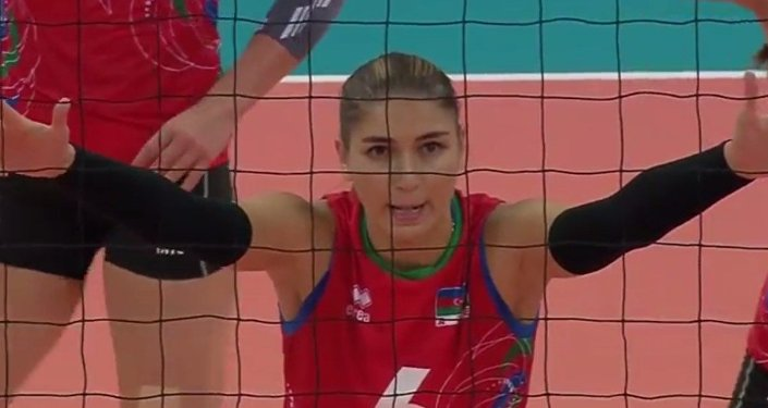 Polşa-Azərbaycan voleybol görüşü