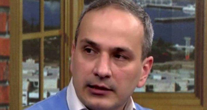 Samir Əliyev - iqtisadçı