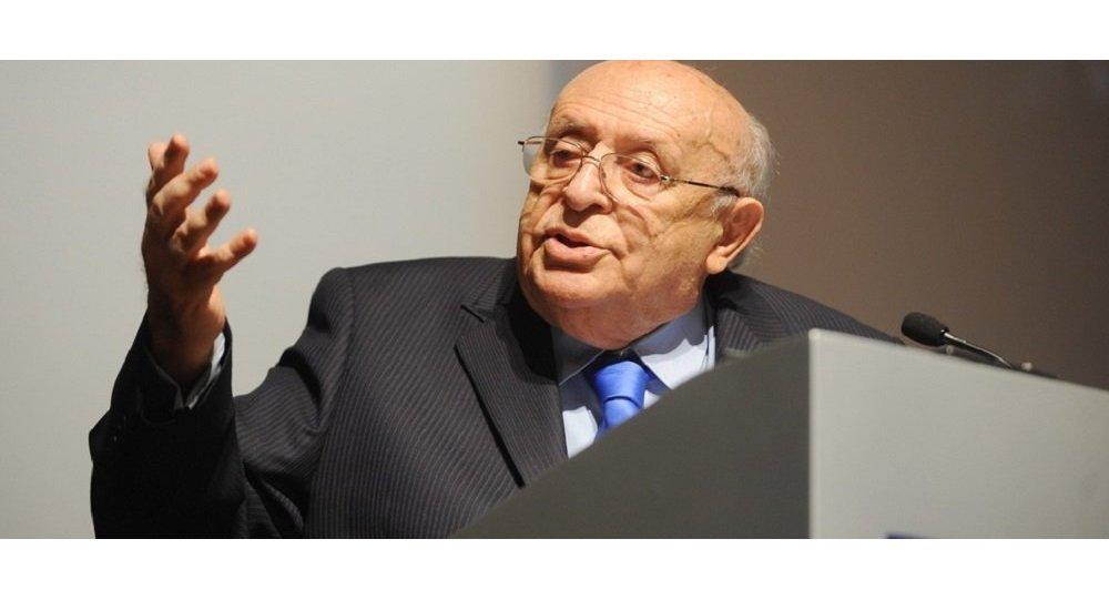 Экс-президент Турции Сулейман Демирель