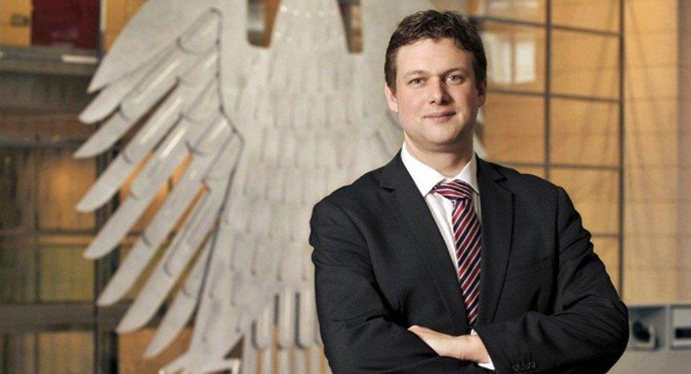 Tobias Zek - Bundestaq üzvü