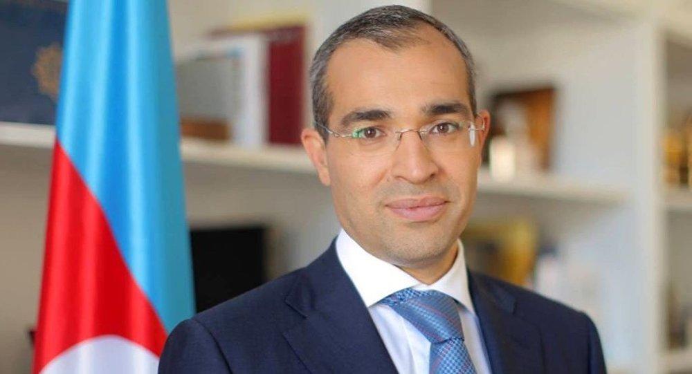 Mikayıl Cabbarov - Təhsil naziri