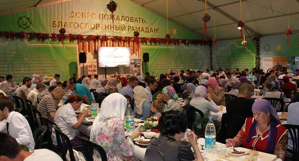 Ramazan Moskvada