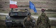 Военные учения Польша-НАТО
