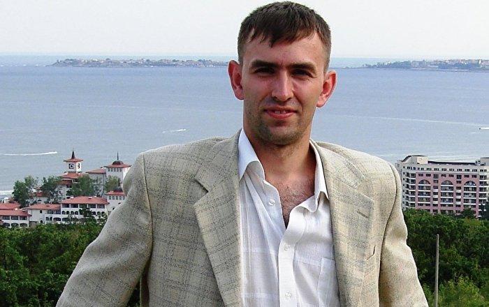 Сергей Балмасов
