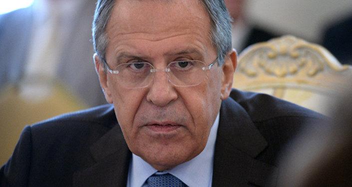 Заседание Делового совета при министре иностранных дел РФ