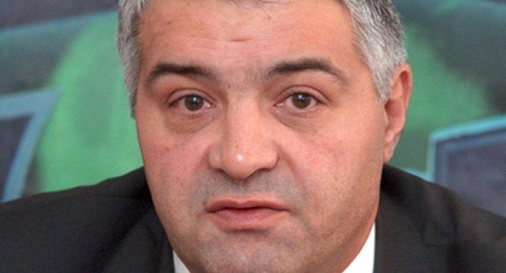 Aşot Hovakimyan - Ermənistan XİN müavini