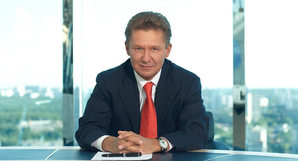 Aleksey Müller - Qazprom