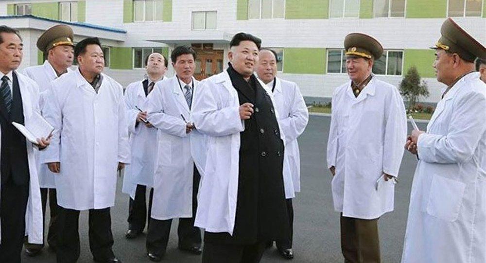 Kim Yong Un - Şimali Koreya lideri