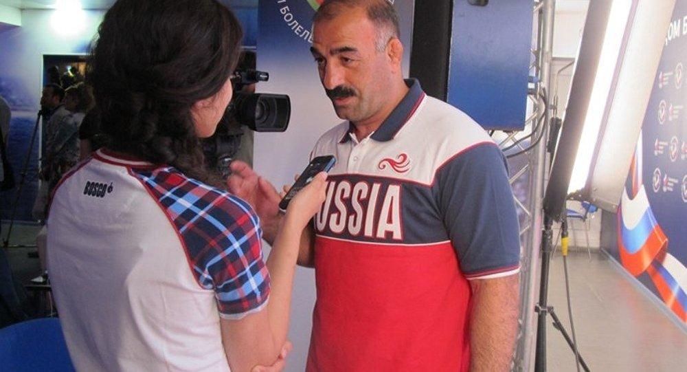 Vladimir Modosyan - erməni əsilli rusiyalı məşqçi