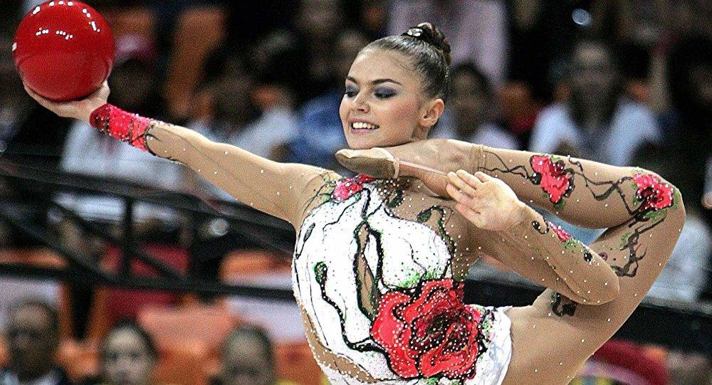 Alina Kabayeva - gimnast