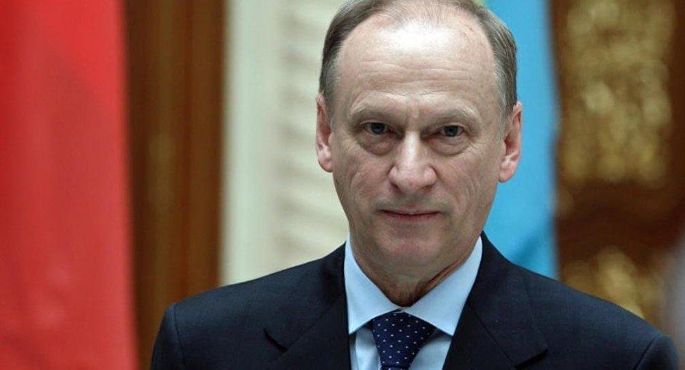 Nikolay Patruşev - Rusiya Təhlükəsizlik Şurasının katibi
