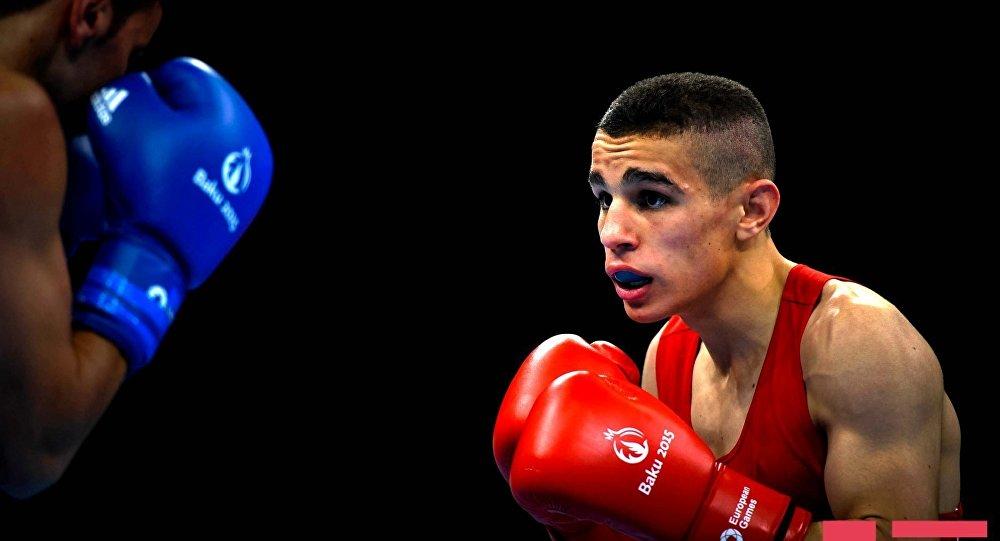 Tayfur Əliyev - boksçu