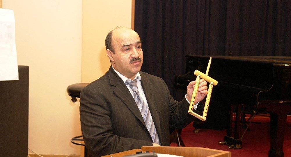 Abbasqulu Nəcəfzadə