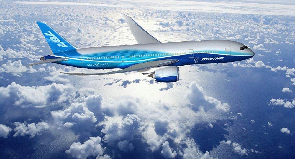 Boeing təyyarəsi