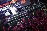 В Баку пройден очередной баттл ди-джеев Red Bull Thre3style Azerbaijan Final 2015